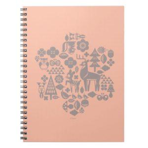 Bambi and Woodland Creatures Notebook