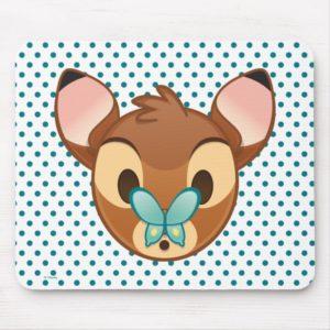 Bambi Emoji Mouse Pad