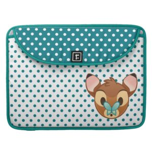 Bambi Emoji Sleeve For MacBooks