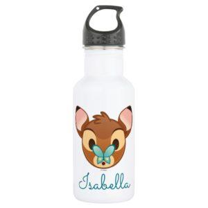Bambi Emoji Stainless Steel Water Bottle