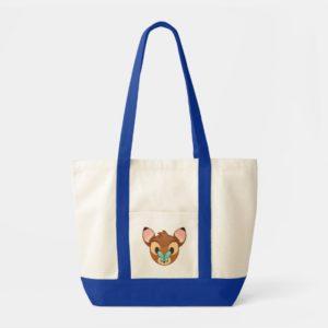 Bambi Emoji Tote Bag
