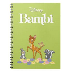 Bambi & Friends Notebook