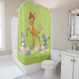 Bambi & Friends Shower Curtain