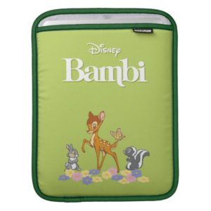 Bambi & Friends Sleeve For iPads