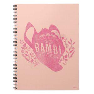 Bambi | Oh Dear Notebook