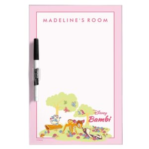 Bambi | Sweet as can be Dry Erase Board