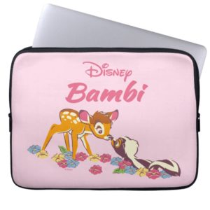 Bambi | Sweet as can be Laptop Sleeve
