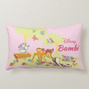 Bambi | Sweet as can be Lumbar Pillow