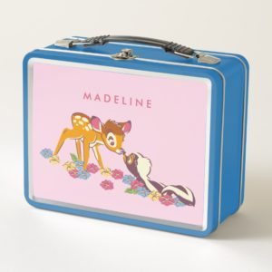 Bambi | Sweet as can be Metal Lunch Box