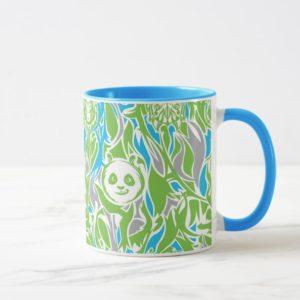 Bamboo Po Pattern Mug