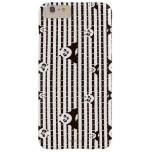Black and White Po Pattern Case-Mate iPhone Case