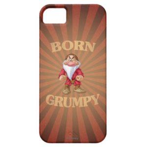 Born Grumpy Case-Mate iPhone Case
