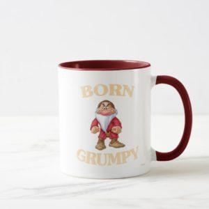 Born Grumpy Mug