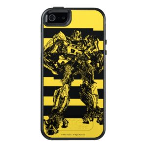 Bumblebee Bee Stripes OtterBox iPhone Case