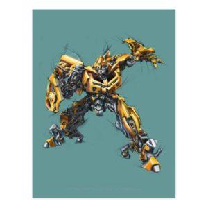 Bumblebee Sketch 1 Postcard