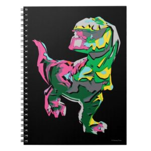 Butch Abstract Silhouette Notebook
