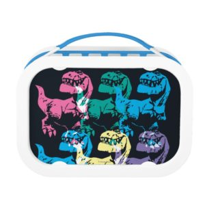 Butch Color Stamp Lunch Box