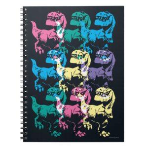 Butch Color Stamp Notebook