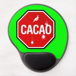 Cacao! Gel Mouse Pad
