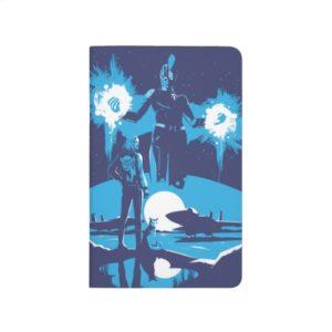 Captain Marvel | Blue Captain Marvel & Goose Scene Journal