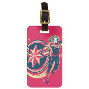 Captain Marvel | Captain Marvel Photon Fists Bag Tag