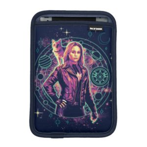 Captain Marvel | Galactic Goose & Carol Graphic iPad Mini Sleeve