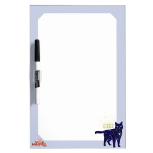 Captain Marvel | Goose Celestial Graphic Dry Erase Board