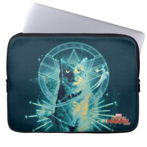 Captain Marvel | Goose Constellation Graphic Computer Sleeve
