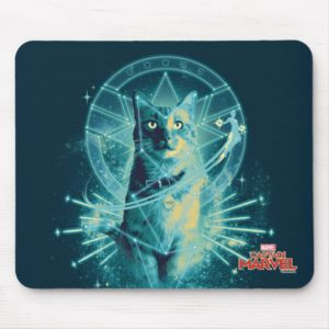 Captain Marvel | Goose Constellation Graphic Mouse Pad
