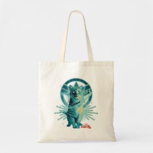 Captain Marvel | Goose Constellation Graphic Tote Bag