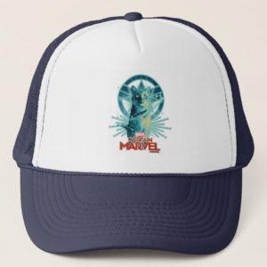 Captain Marvel | Goose Constellation Graphic Trucker Hat