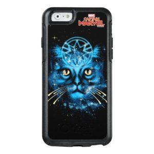 Captain Marvel | Goose Hala Star Glow OtterBox iPhone Case