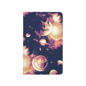 Captain Marvel   Goose Planetary Pattern Journal