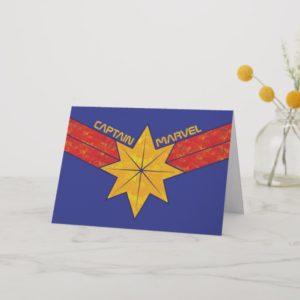 Captain Marvel | Hala Star Symbol Card