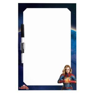 Captain Marvel | Holding Fist Character Art Dry Erase Board