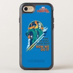 "Captain Marvel | Maria & Carol ""How We Do It"" OtterBox iPhone Case"