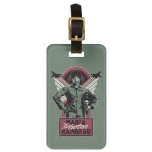 Captain Marvel | Maria Photon Rambeau Bag Tag