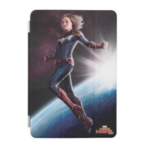 Captain Marvel | Protecting The Planet iPad Mini Cover