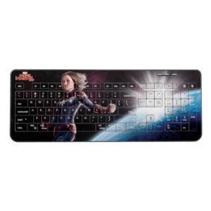 Captain Marvel | Protecting The Planet Wireless Keyboard