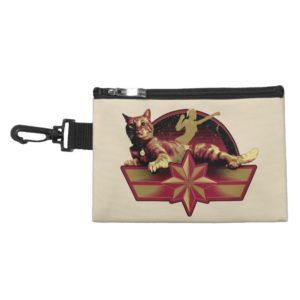 Captain Marvel | Reclining Goose Badge Accessory Bag
