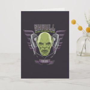 Captain Marvel | Skrull Empire Talos Graphic Card