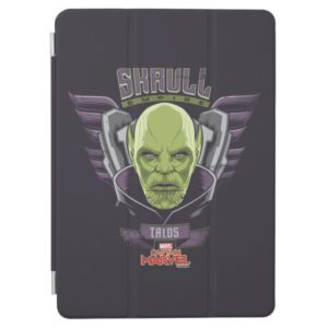 Captain Marvel | Skrull Empire Talos Graphic iPad Air Cover