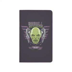 Captain Marvel | Skrull Empire Talos Graphic Journal