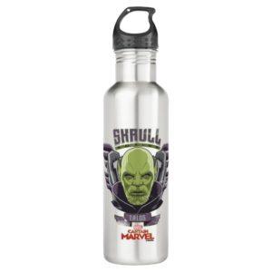 Captain Marvel | Skrull Empire Talos Graphic Stainless Steel Water Bottle