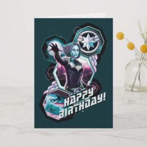 Captain Marvel | Starforce Captain Marvel Graphic Card