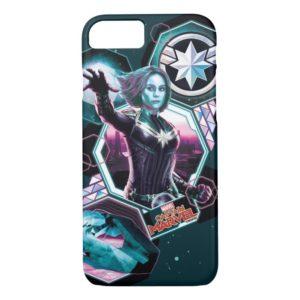 Captain Marvel | Starforce Captain Marvel Graphic Case-Mate iPhone Case