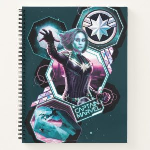 Captain Marvel | Starforce Captain Marvel Graphic Notebook
