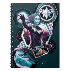 Captain Marvel | Starforce Captain Marvel Graphic Notebook