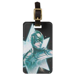 Captain Marvel | Starforce Commander Bag Tag
