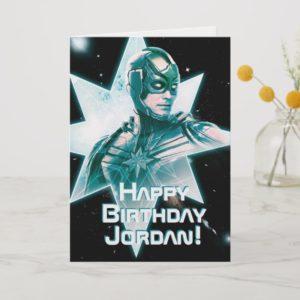 Captain Marvel | Starforce Commander Card